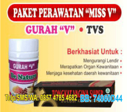 Paket Penyempit Vagina Luar-Dalam (GV + TVS)